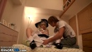 Japanese busty teen fucked in costume Japanese busty teen fucked in costume