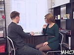 Bitchy wife cuckolds her hubby