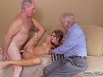 Amateur couple swapping wives Frankie And The Gang Take