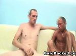 Hardcore Bareback and anally satisfied