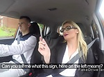 Big tits Milf examiner bangs driving student