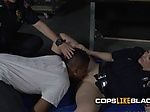 Reality show with black criminals banging female busty