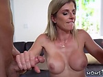 Mom takes bath with crony playmate Cory Chase finds a