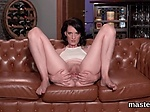Spicy czech nympho opens up her narrow twat to the extr