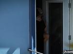 Cheating neighbor fucks with his teen mistress