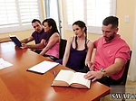 Teen breast and family movie xxx The Study Swap