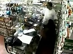Couple caught fucking on the stores...