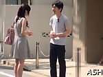 Sugary asian darling gets drilled through