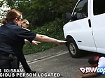 Criminal is contrived into making his cock hard for mil