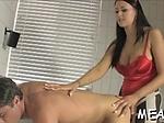 Astounding Alexis Grace gets fucked sideways
