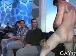 A hot meaty stripper cock