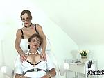 Unfaithful british mature lady sonia exposes her gigant