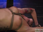 Girl gets punished by first time En...