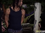 Unfaithful milf xxx Car Jacking Suspect gets the Jack