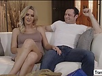 Hot Slutty TS Kayleigh Coxx loves getting anal by bigco