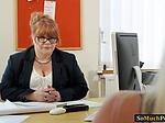 Nicolette Shea pounded on office desk
