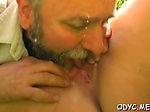 Dirty Laura with impressive natural tits gets super wet