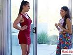 Texas Patti and Katya Rodriguez reach orgasm in 69 posi