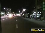 MASSIVE white COCK slamming TINY FILIPINA doggystyle