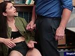 Shoplifter Jennifer Jacobs pussy pounded