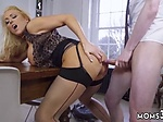 Perfect body milf Having Her Way With A Rookie
