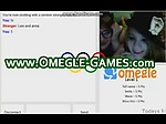 Teens have fun with Omegle game