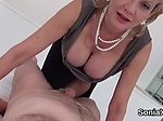 Cheating uk milf lady sonia displays her giant knockers