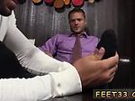 Gay toe suckers Tyrells Sexy Feet W...