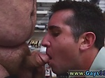 Extreme gay anal fingering Public g...