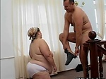Fat old mature housewife gets her tight pussy fucked ha