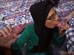 Arab orgasm Desperate Arab Woman Fucks For Money