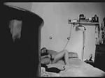 Chick masturbates and orgasms on hidden cam