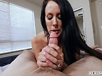 Ike Diezel fuck Reagan Foxx while she squeeze her big t