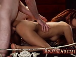 Extreme pussy fuck and old pervert creampie first time