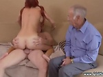 Old man licking first time Frannkie And The Gang Take a