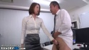 Japanese lady in pantyhose plays with old man Japanese lady in pantyhose plays with old man
