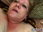 Fat Granny Venuse Is Having Intense Sex With Younger St