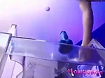 Turning On The OMBSHOW Toy Will Make Tight Fit Pussy Cr