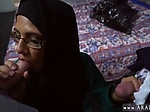 Muslim babe Desperate Arab Woman Fucks For Money