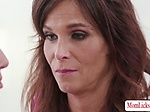 Sexy MILF Syren and Aidra cherishes fingering and licki