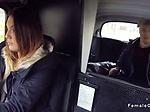 Female taxi driver bangs burglar in cab