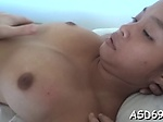 Riding cock after giving head