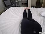 Sexy MILF Chanel Preston gets wild on bed