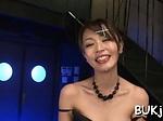 Asian Bukkake amateur XXX