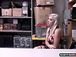 Lovely Teen Emily Right gets her pussy fucked by horny