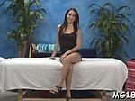 Sexy massage babe got tips