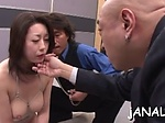 Enticing hottie Saya Fujisaki does it way better