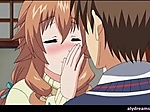 Anime cutie gets cunt licked