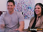 Amateur swinger couple wants to interact with another c