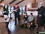The Addams family having an fucking orgy
